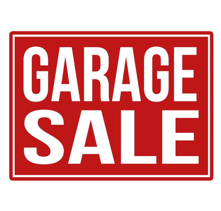 Tips For Holding A Garage Sale Garage Doors Of Indianapolis